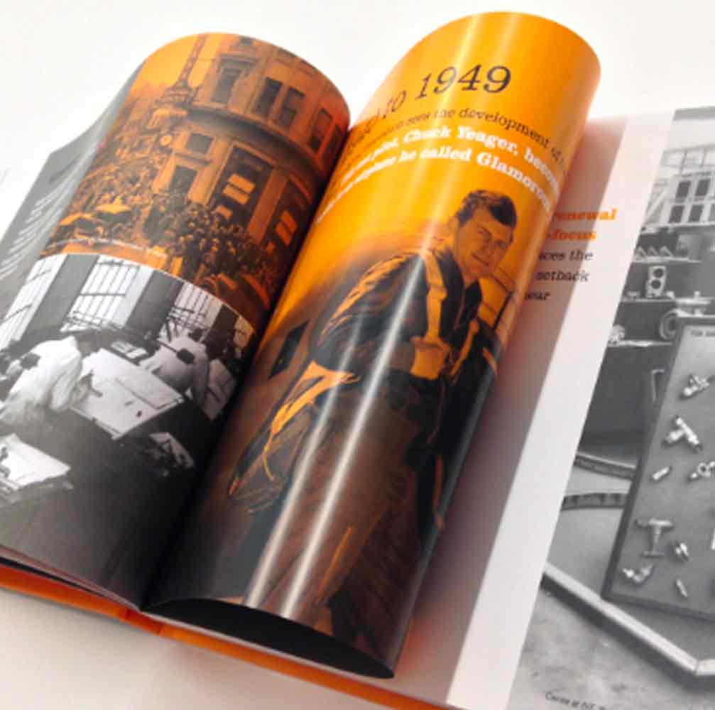 Brochure design Burton on Trent
