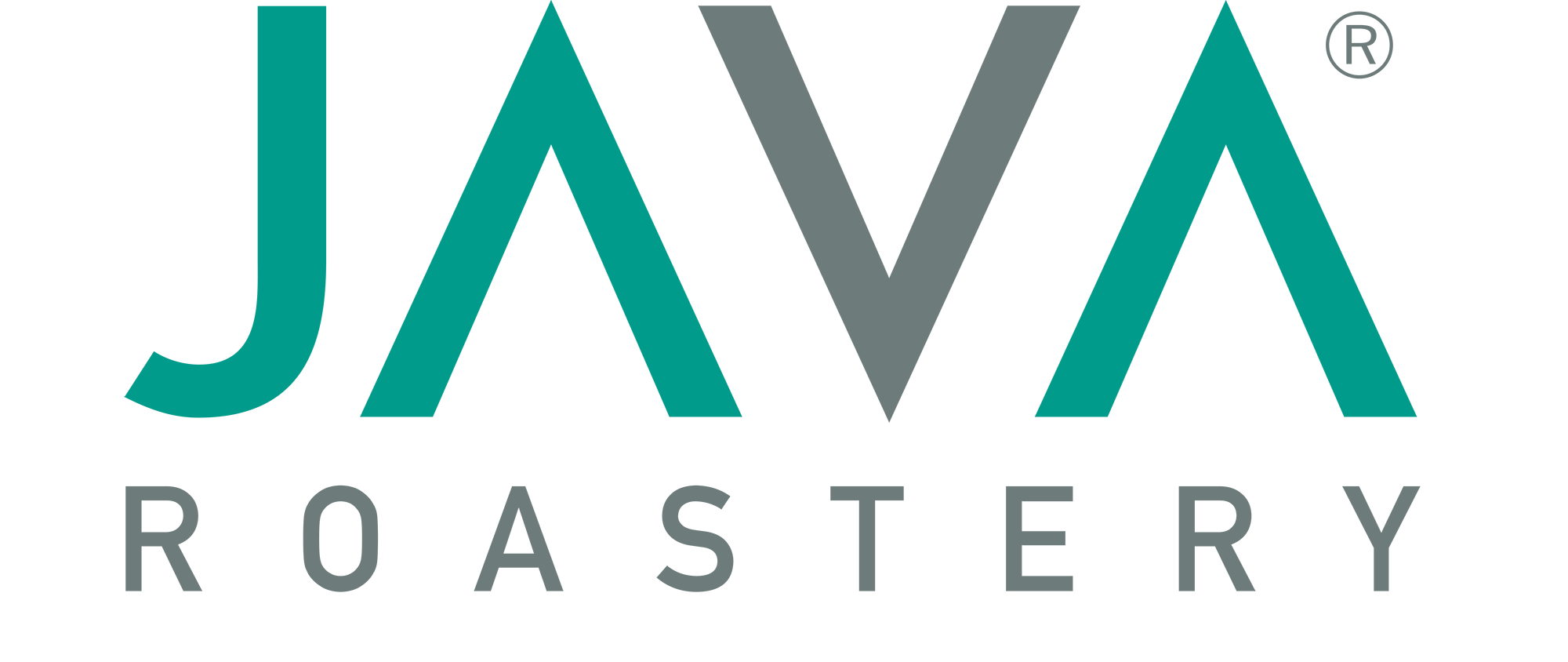 Java Roastery logo identity design Birmingham