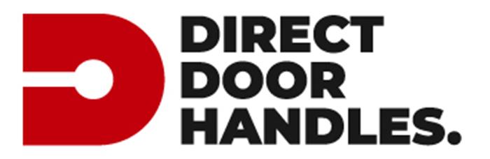 Logo design direct door handles in burton on trent