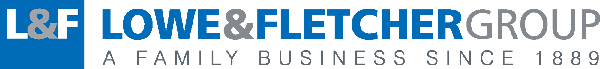 Lowe Fletccher logo identity design Wendsbury