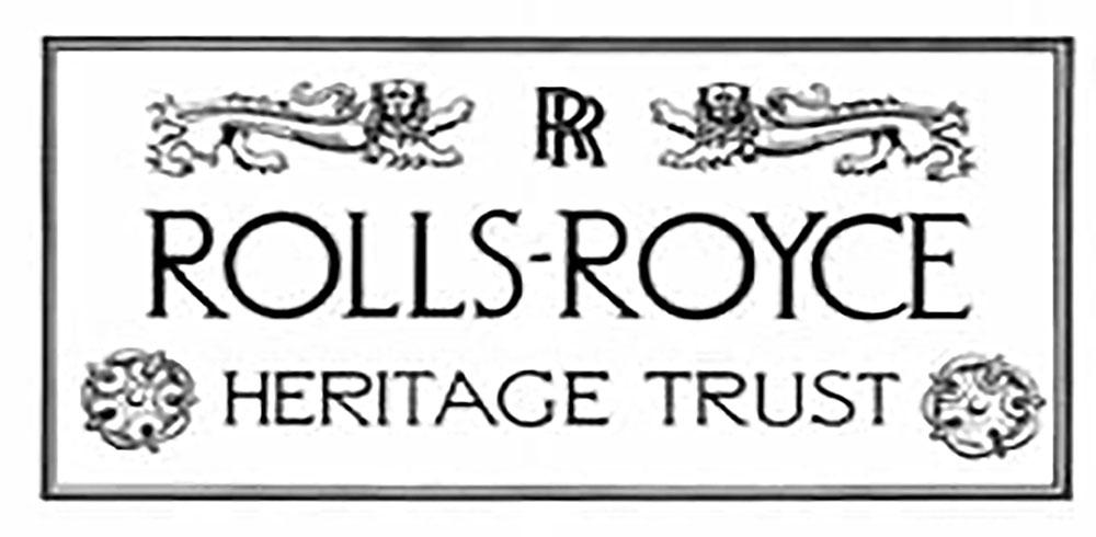 Rolls Royce heritage logo website Derby